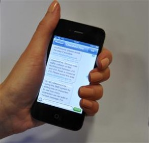 Text Messaging Services For government